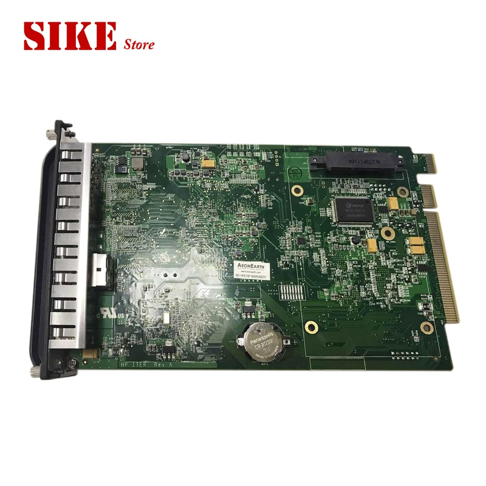 Main board For HP Designjet T790 T1300 T2300 CN727-67042 CN727-67035 Formatter board mainboard formatter board cn727 67035 cn727 60115 for designjet t790 t795 t1300 t2300 t790ps t795ps t1300ps main board plotter ink parts