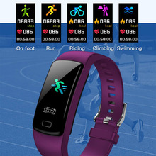 Y9 Smart Band Watch Color Screen Fitness Bracelet Wristband Heart Rate Activity Fitness Tracker Smart Bracelet For IOS Android