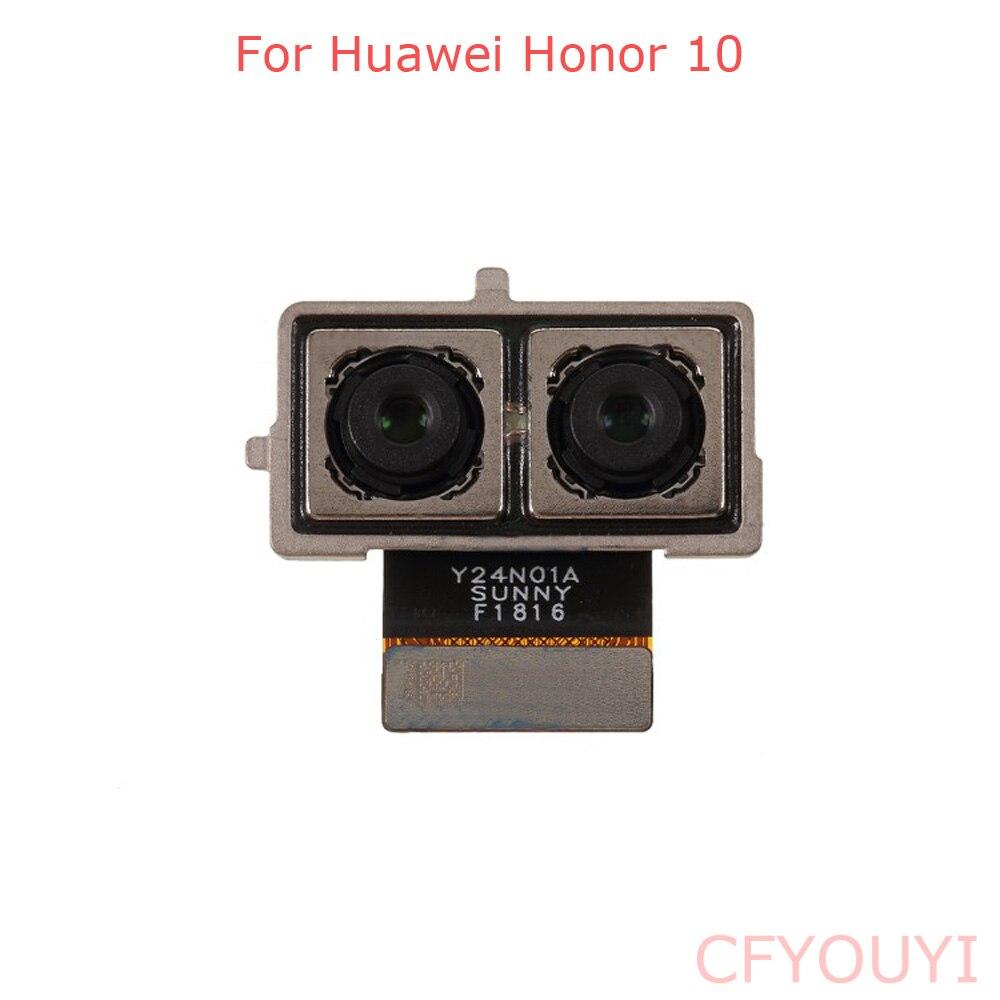 Original For Huawei Honor 10 Rear Big Back Camera Module Flex Cable Replacement Repair Part