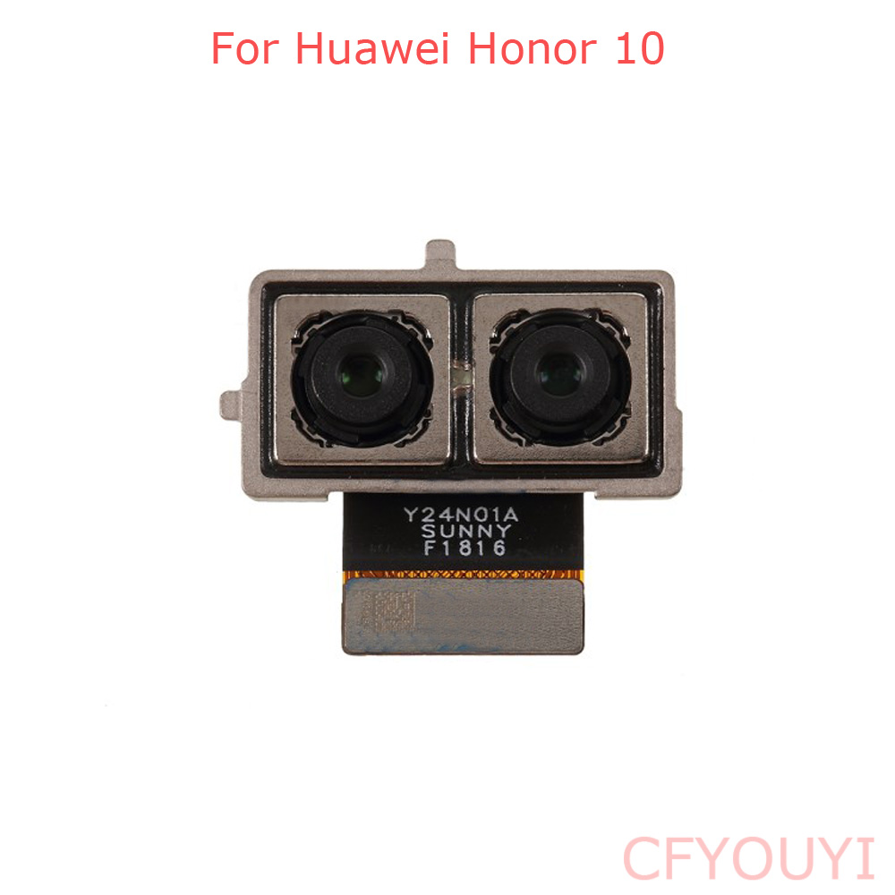 Original For Huawei Honor 10 Rear Big Back Camera Module Flex Cable Replacement Repair Part image