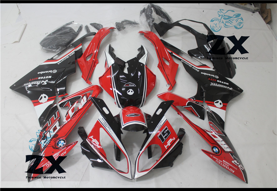 Motorcycle for Injection Full Fairings For BMW S1000RR s1000rr 15 16 2015 2016 ABS Plastic Motorcycle Fairing Kit Body Kits s UV кастрюля winner wr 1657 20 см 4 л нержавеющая сталь