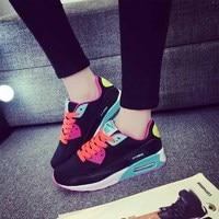 Beita ходьба Бег женская обувь на воздушной подушке корейской Спортивное Для женщин Спортивная обувь дешевые женские Кроссовки Открытый розо...