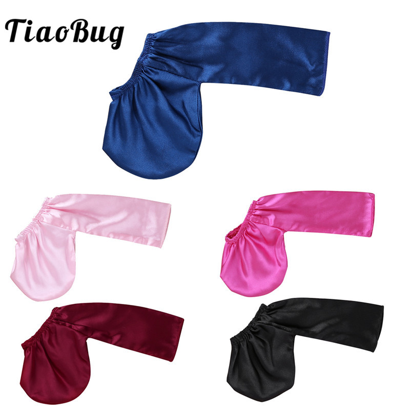 Freebily Mens Open Sheath C-String Cock Bag Underwear Metallic Sleeve Briefs
