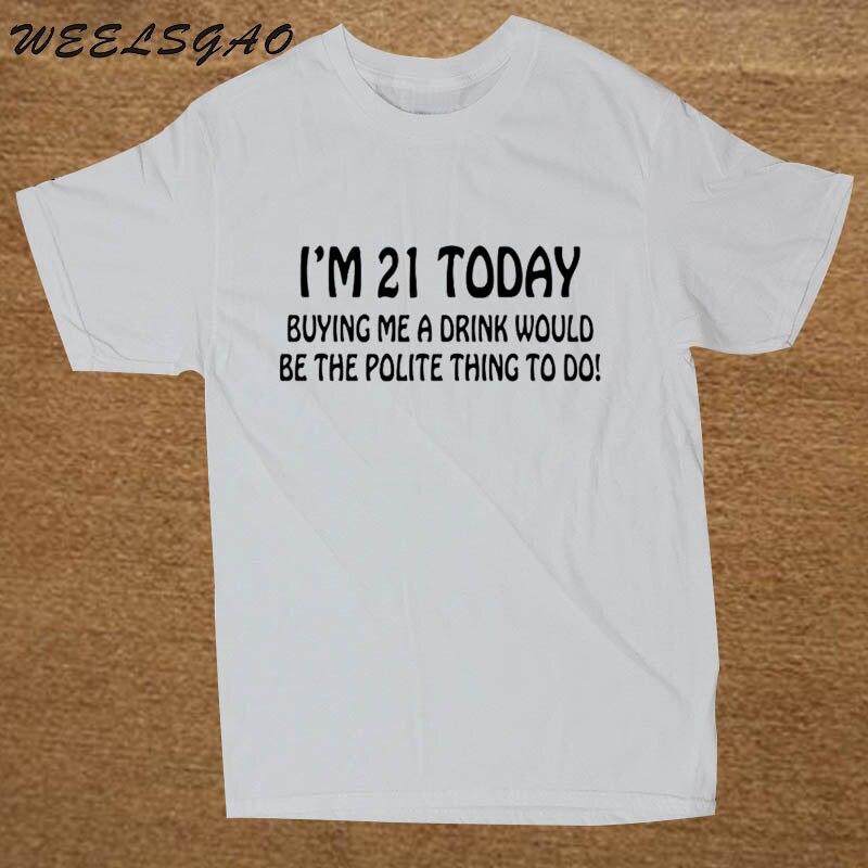 Funny Birthday Gift Ideas 21St Shirt Bday T Tahmini Teslimat Zaman