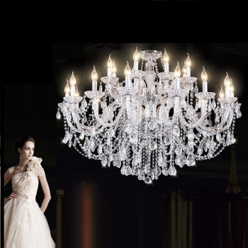 Modern new style K9 Luxury Crystal chandelier Living Room Cristal Lamp Home Lighting Fixture Large Lustres de cristal