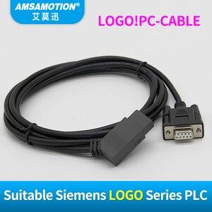 Image 4 - USB LOGO แยกสำหรับ Siemens LOGO Series PLC การเขียนโปรแกรมโลโก้! สาย USB RS232 สายโลโก้ PC CABLE PC 6ED1057 1AA01 0BA0