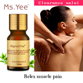 SPA Compound Essential Oils Relieve Muscle Pain Blood Circulation Shoulder Neck Dredge Aromatherapy Massage Aromatic Oil 10ML