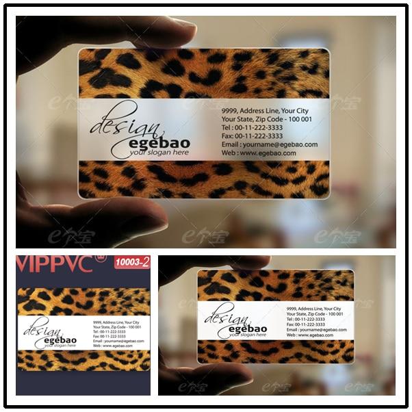 Aliexpress Com Erstellen Sie Ihre Eigenen Grußkarten Transparent Pvc Visitenkarte Matt Gesichter Größe 85 5x54x0 36mm Kostenloser Versand Von