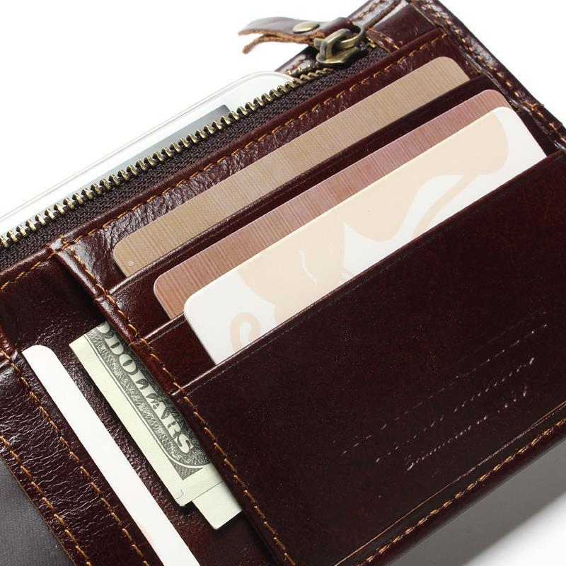 Новые путешествия RFID кошелек Пояса из натуральной кожи Для мужчин Женские Кошельки со съемной кредитной держатель для карт кошельки Carteira ...