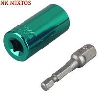 NK MIXTOS 7 19mm Universal Adjustable Torque Ratchet Socket Wrench Set Car Hand Tools Spanner Hand