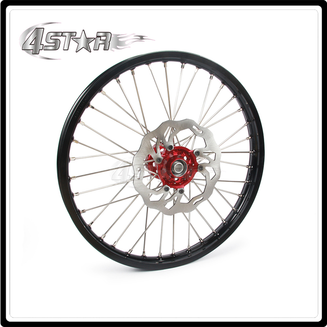 Motorcycle Wheel Rim Hubs 1 621 With Front Brake Disc For Honda