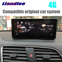 For Audi Q3 8U RS 2011~2018 Original Car Style Liandlee Car Multimedia Player NAVI Radio 4G GPS Navigation