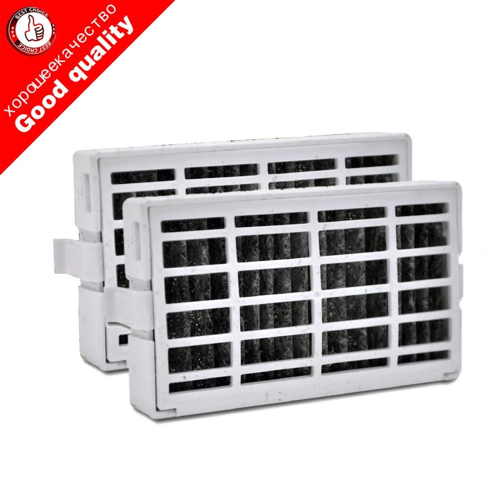 где купить 2Pcs Air Filter for Whirlpool W10311524 Refrigerator Fresh Flow Air Filter Hot Selling Parts по лучшей цене