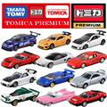 Takara Tomy Tomica Premium serie HONDA NISSAN TOYOTA Mitsubishi LOTUS Cadillac Fiat Lexus Subaru 1:64 autos fahrzeug Diecast spielzeug|Diecasts & Spielzeug Fahrzeuge|Spielzeug und Hobbys -