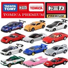 Томика премиум серии Honda Nissan TOYOTA Mitsubishi Лотос Cadillac Fiat Lexus Subaru авто машины автомобиль Такара Tomy литые игрушки