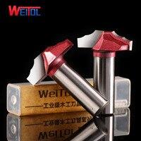Weitol freies verschiffen 1 stücke 1/2*34mm Klassische plunge fräser Tür Blatt Muster gravur werkzeuge für MDF