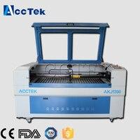 Cheap 60W (80W 100W 130W 150W 180W) graveur laser mdf laser cutting machine