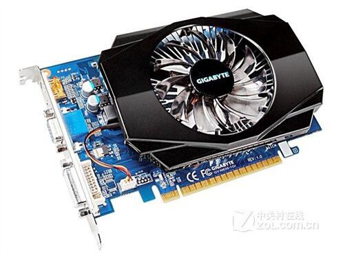 ФОТО Used original for Gigabyte GV-N630-2GI GT630 2G 128bit DDR3 independent high-end gaming graphics