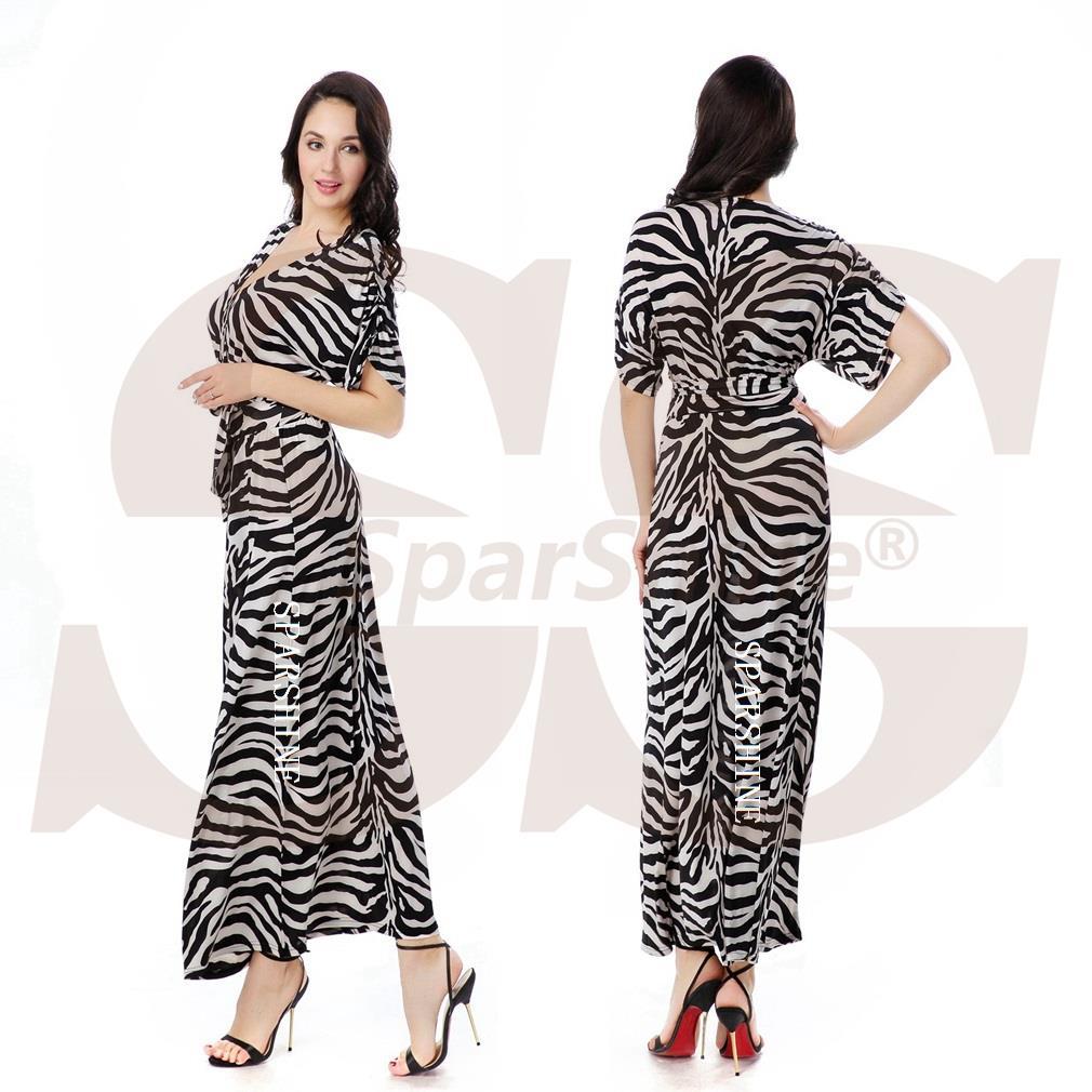 Online Buy Wholesale zebra print party dresses from China zebra ...