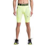 Uomini Bicchierini di Compressione Palestra di Fitness Strato di Base Collant Da Corsa Training Workout Fondo Traspirante Sportswear