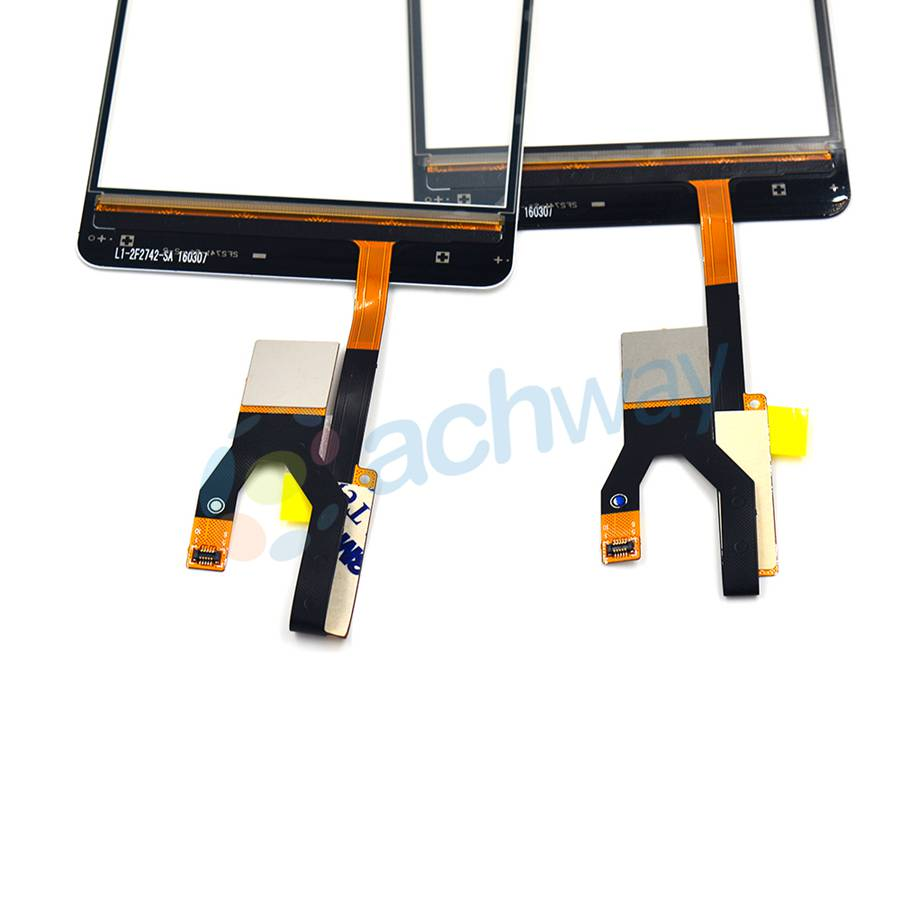 Sony Xperia E5 Touch Panel Screen Digitizer Glass Lens