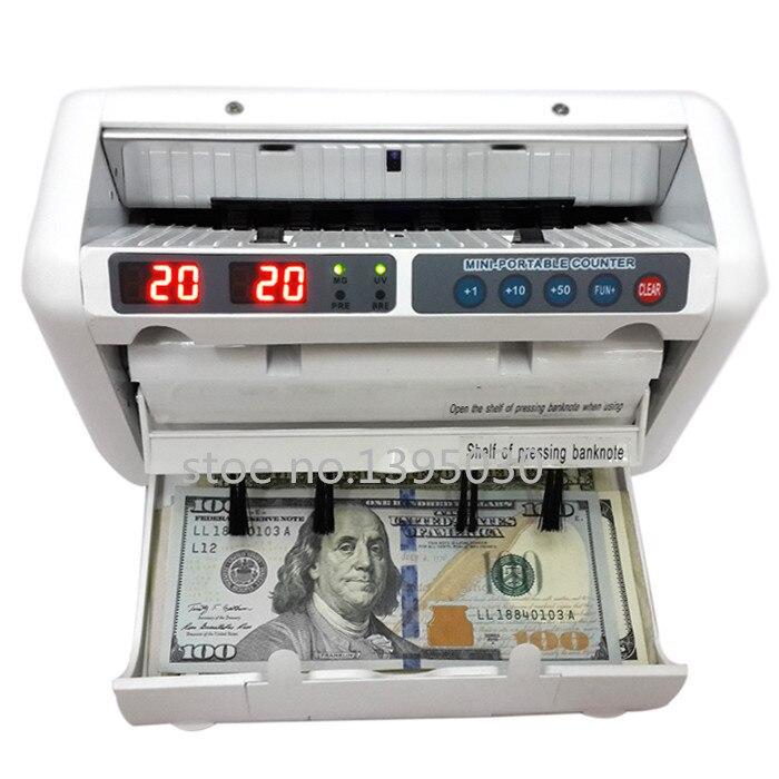 Contador do dinheiro de 110v 220v apropriado