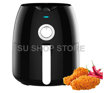 Automatic Electric Deep Fryer Oil Free French Fries Frying Machine Smokeless Multifunctional Chicken Fried Fish Roast Grill df5g free standing electric temperature controlled commercial deep donut large capacity chicken chip fish fryer with basket