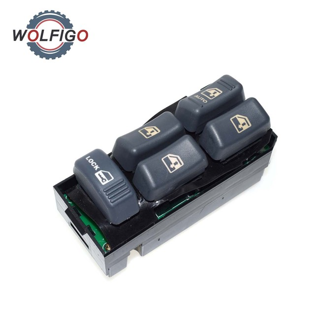 Wolfigo New Electric Master Power Window Switch 15151360 For