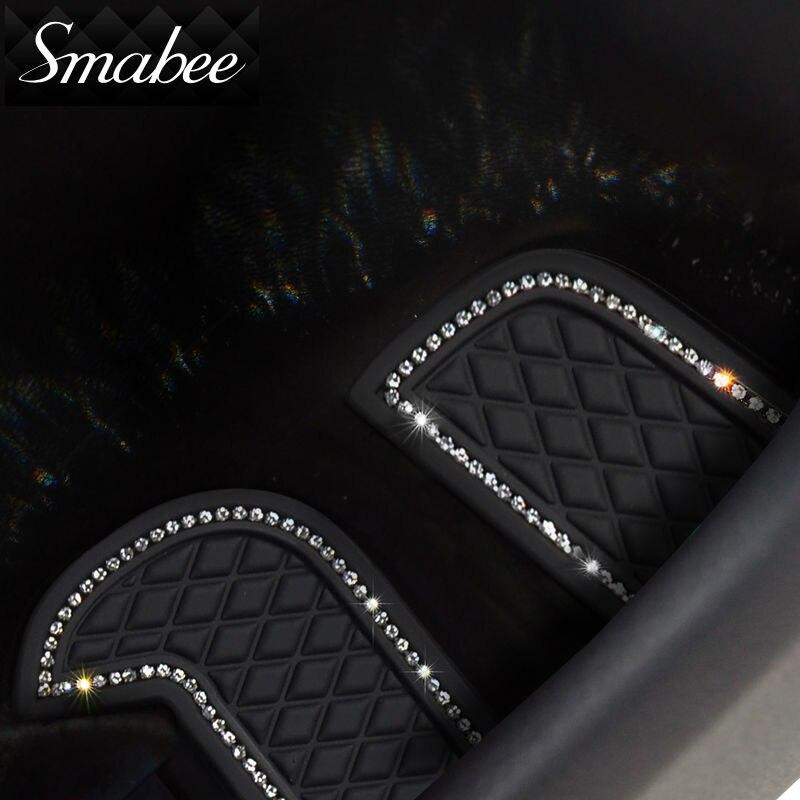 Smabee Gate Slot Pad Para audi A3 Accesorios, Tapetes - Accesorios de interior de coche - foto 4