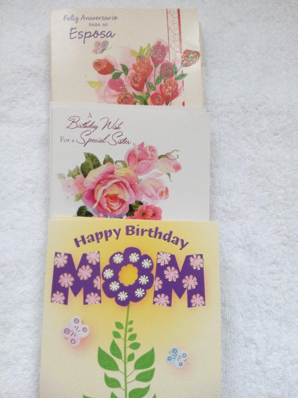Custom Birthday Cards Greeting Cards Personalized Custom Birthday