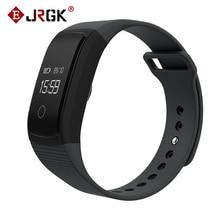 Jrgk smart watch кровяное давление кислорода диапазон сердечного ритма a09 здоровья монитор tracker активность bluetooth водонепроницаемый для ios android