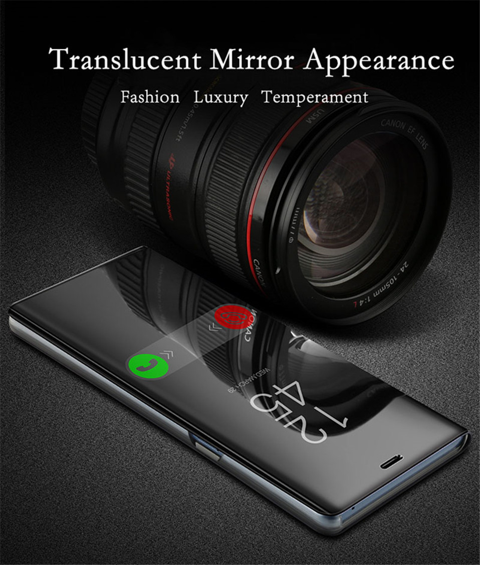 Luxury Mirror cases for iphone 6 6s 7 8 Plus X 22