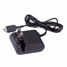 10 pcs Power Cable Adapter Black Wall Charger For Gameboy Micro for GBA for Gameboy Advance
