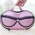 Fashion Travel Underwear Lingerie Bra Bags Women Underwear Bra Case Luggage Storage Packing Organizers