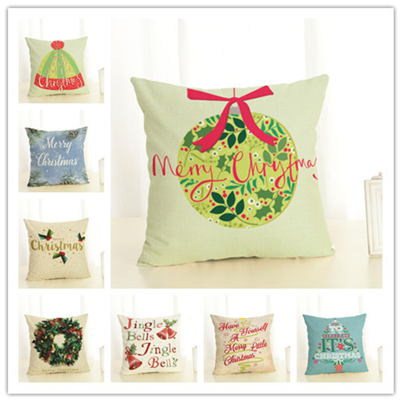 Christmas Cushion Cove