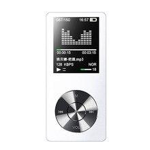 NUEVA M220 mini Altavoz del coche Reproductor de MP3 8 GB Deporte escuchar música mp3 reproductor de música tarjeta sd walkman Fm extrovertido lindo juego