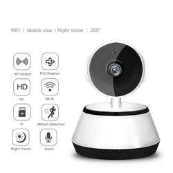Ip Camera Infant Wireless Video Baby Radio Babysitter Digital Baby Sleep Monitor Audio Night Vision Temperature Monitoring Radio