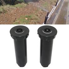 Регулируемая 25~ 360 градусов 1/2 дюйма Внутренняя резьба Пружинные всплывающие спринклеры садовый газон оросительные насадки для полива 1 шт