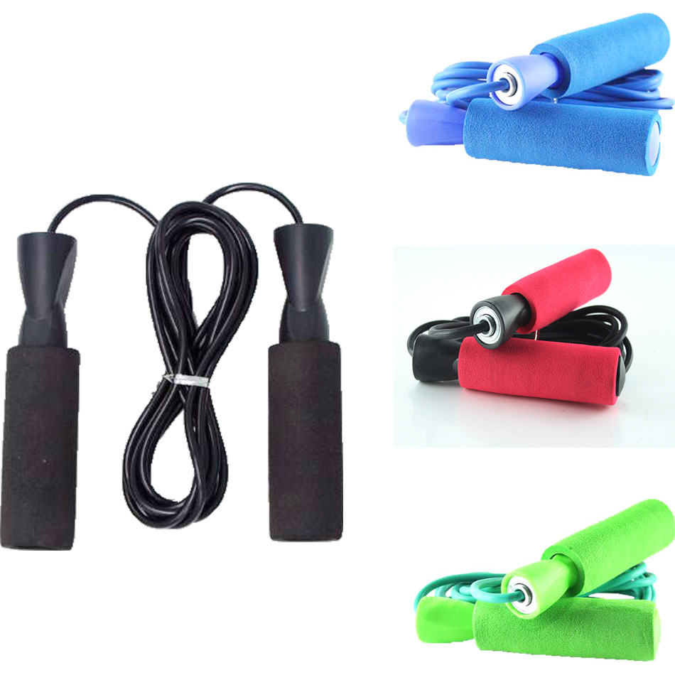 Speed Skipping Jumping Rope Fitness Adult Sports Training Comba Adjustable Lose Weight Exercise Gym Crossfit Fitness Equipment