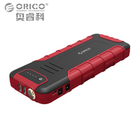 ORICO Multi Function Mini Car Jump Starter Booster Power Bank 18000mAh QC3 0 Battery Charger For
