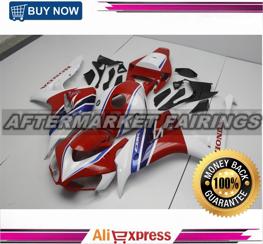 2006 honda cbr1000rr fairings on cbr
