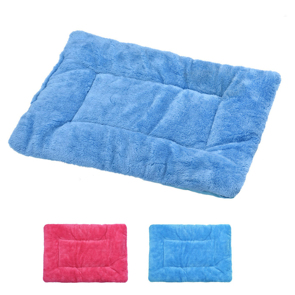 High Quality Dog Cat Blanket Pet Cushion Dog Bed Soft Warm Sleep Mat Fashion On Sale Plush Carpet Sep28