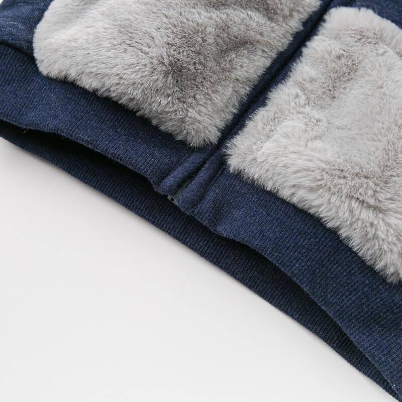 Dbj8665 ativo bella inverno jaqueta adorável de