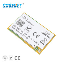 868MHz rf Transceiver CC1310 SMD Wireless Module 1w Long Distrance CDSENET E71-868MS30 Modbus 868 mhz Transmitter Receiver