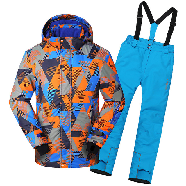 a57808845 Children Waterproof Windstopper Outdoor Sport Hiking Snowboard Set ...