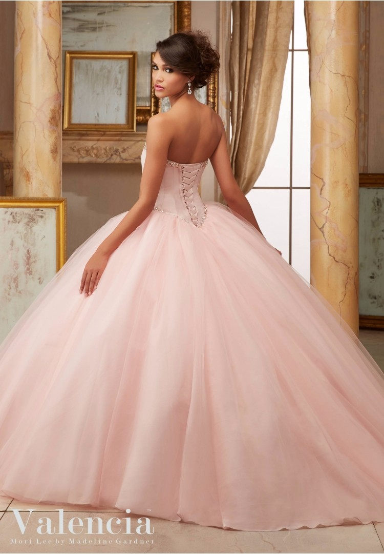 Magnífico Vestido Novia Elegante Composición - Colección de Vestidos ...