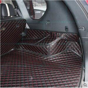 Image 3 - Hoge kwaliteit Goede kwaliteit Speciale kofferbak matten voor Nissan X trail T31 5 zetels 2013 2007 waterdichte laars tapijten voor XTRAIL 2011