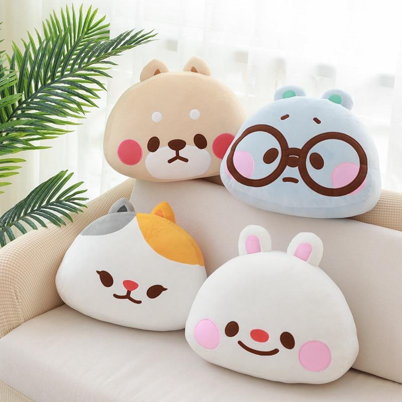 41cm TonTon Friends Plush Pillow Sofa Cushion Tobi Winnie Yuta Bella Present Toys Children Baby Birthday Gift
