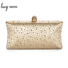 Gold Clutch Bags for...