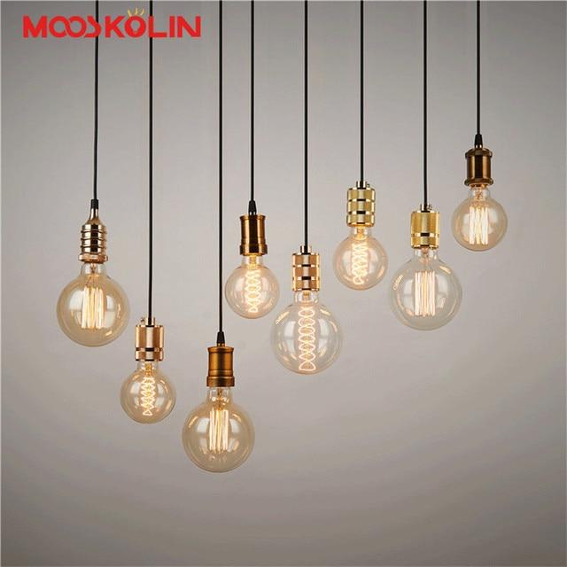 Aluminium Pendelleuchte E27 Lampenhalter Fur 110 V 220 V Led